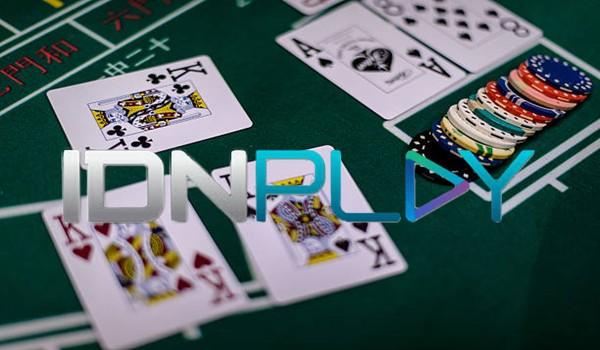 Idn Poker Online 7 Jenis Permainan Judi